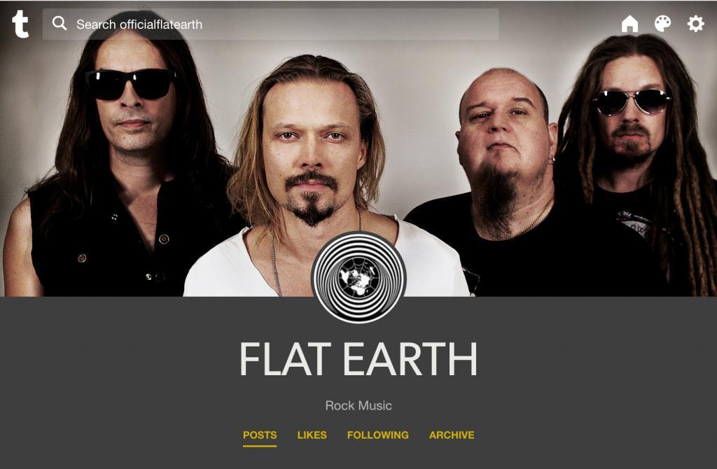 Flat Earth - Tumblr
