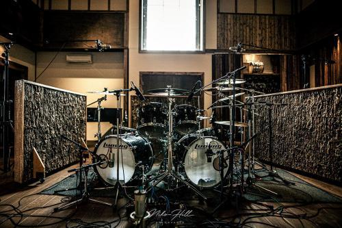 Flat Earth Drums
